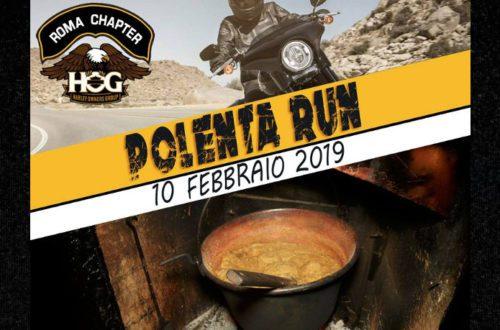 Polenta Run 2019