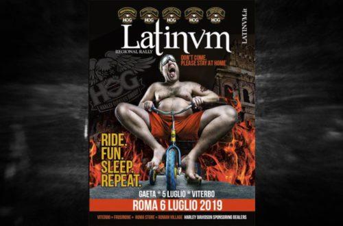Latinvm Regional Rally 2019