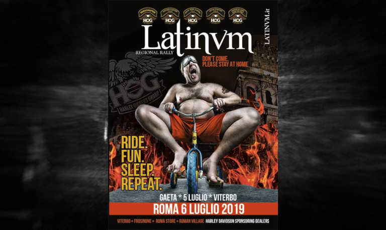 Latinvm Regional Rally 2019