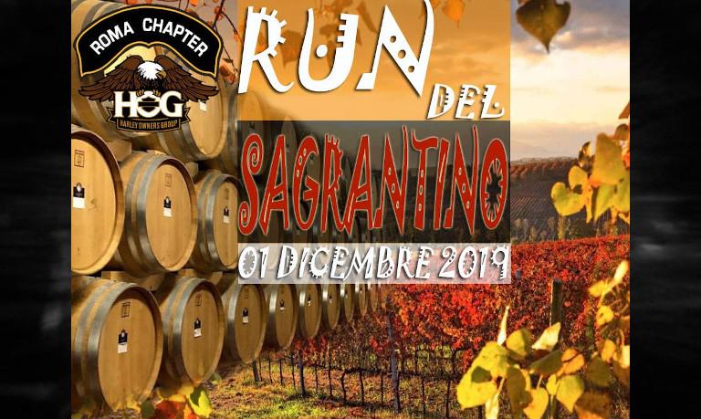 RUN del Sagrantino