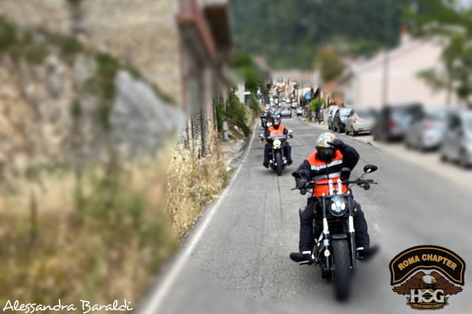 RUN Arcinazzo