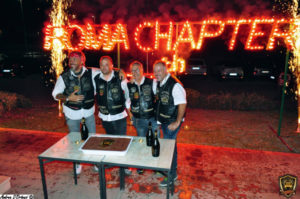 Roma Chapter 30 anni